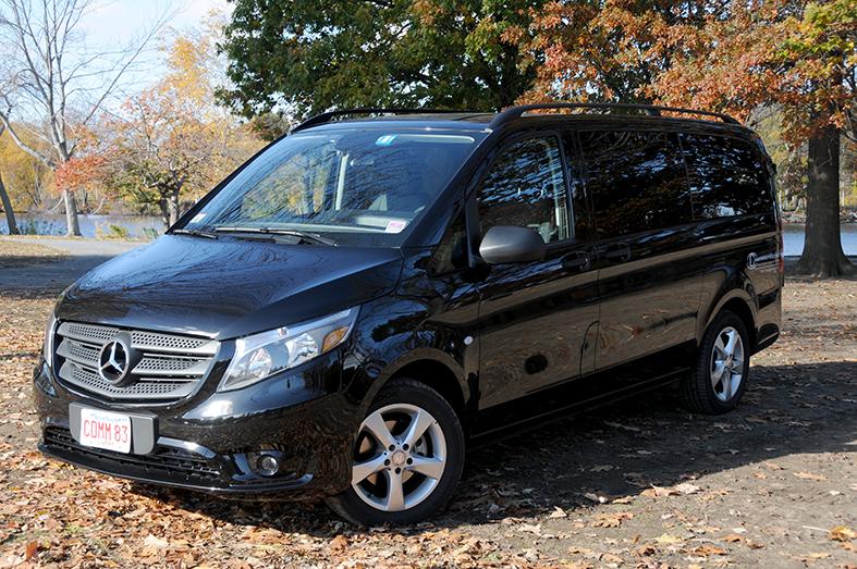 Van Chauffeur Service Luxury Van Fleet Commonwealth