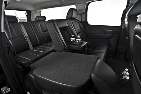 Chevy Suburban Seating >> Suv Chauffeur Service Chevy Suburban Our Suv Fleet