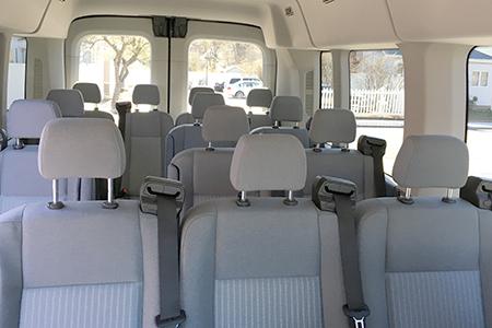 Van Chauffeur Service
